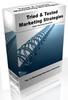Thumbnail Top 15 Online Marketing FAQ