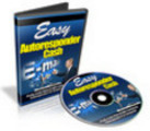 Thumbnail Easy Autoresponder Cash - 7 Part Video Course