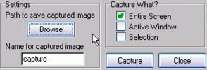 Thumbnail Screen Capture It - Capture Screenshots
