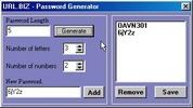 Thumbnail Password Manager - Password Saver and Generator