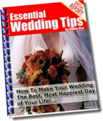 Pay for Wedding Planning Tips