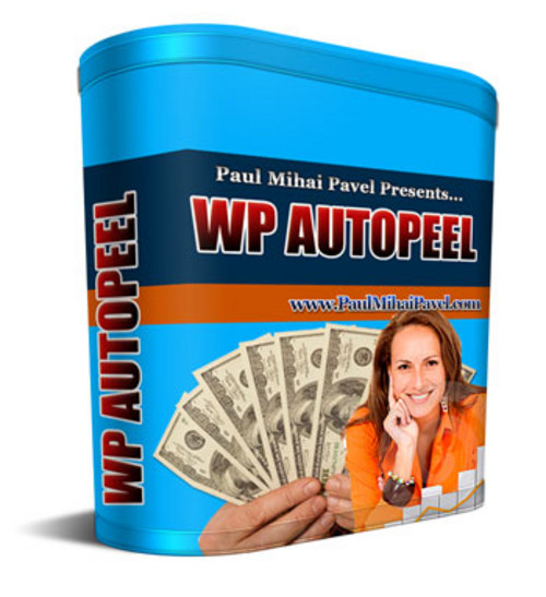 Pay for GRAB Your Visitors Attention with WP Autopeel...