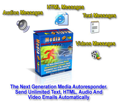 Pay for Media Autoresponder Email Software