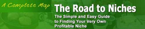 Pay for The Road to Niches - How To Fing Profitable Niches