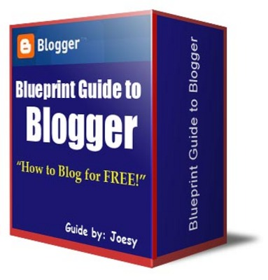 Pay for Blueprint Guide to Blogger