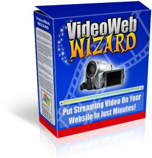 Pay for Video Web Wizard with MRR