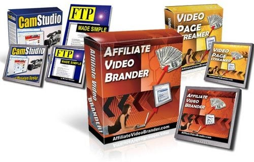 Pay for Affiliate Video Brander - Builds A Video Web Page For You