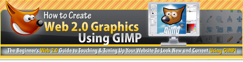 Pay for How to Create Web 2-Point-0 Graphics using GIMP - Videos