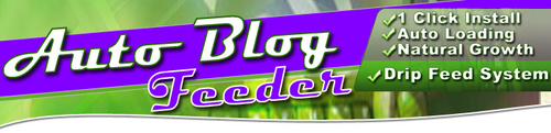 Pay for Auto Blog Feeder - Drip Feed Blog Content System