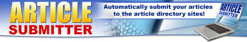 Pay for Article Submitter for Article Promotion