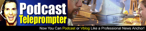 Pay for Podcast Teleprompter - Finally You Can Podcast Like A Pro