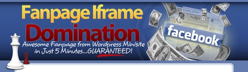 Pay for Fanpage Iframe Domination