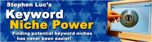 Pay for Keyword Niche Power - Finding Potential Keyword Niches
