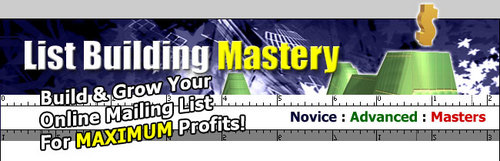 Pay for List Building Mastery Course - Build & Grow Your Mailing Lis