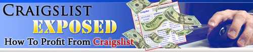 Pay for Craigslist Exposed - How To Profit From Craigslist