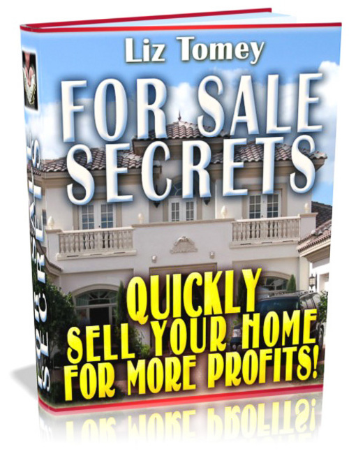 Pay for For Sale Secrets - Quickly Sell Your Home For More