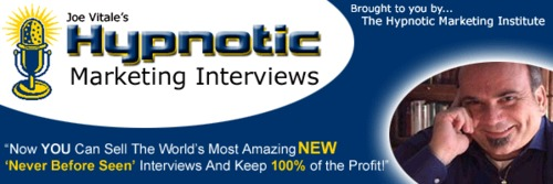 Pay for Hypnotic Marketing Interviews - cbmall