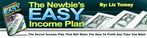Pay for Newbies EASY Income Plan