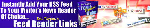 Pay for Bob Turpens Feed Reader Links
