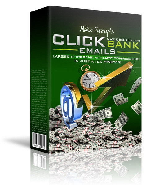 Pay for Click Bank Emails - Easy CB Commissions - Ready Made Emails