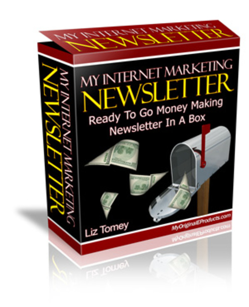 Pay for My Internet Marketing Newsletter
