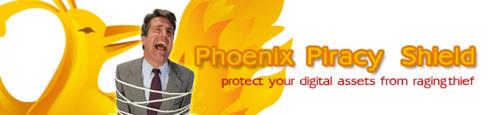 Pay for Phoenix Piracy Shield - Digital Piracy Eraser