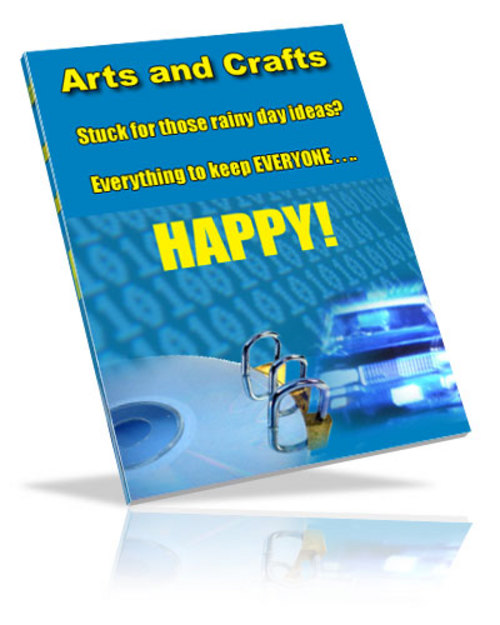 Pay for Crafts and Hobbies Collection eBooks