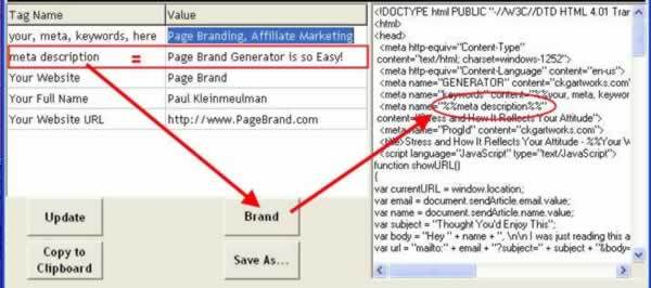 Pay for Page Brander - Brand Whole Pages Instantly