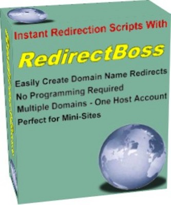 Pay for RedirectBoss - Redirect Script