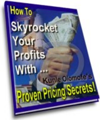 Pay for Skyrocket your business with Proven Pricing Secrets