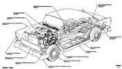 Thumbnail Chevrolet Assembly / Part Manual 1955 1956 1957