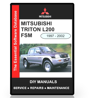 mitsubishi triton l200 workshop manual download manuals te rh tradebit com service manual mitsubishi triton service manual mitsubishi triton