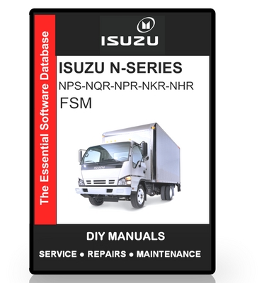 Pay for Isuzu N Series Workshop Manual