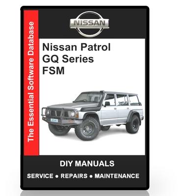 nissan x trail workshop manual pdf