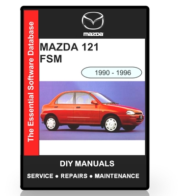 mazda 121 workshop manual 1990 1996 download manuals tech rh tradebit com Mazda Manual 2006 Mazda 3 Manual