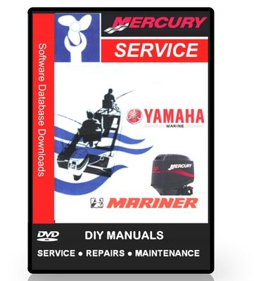 Mercury Mariner Outboard Workshop Manual 135 150 175 200hp