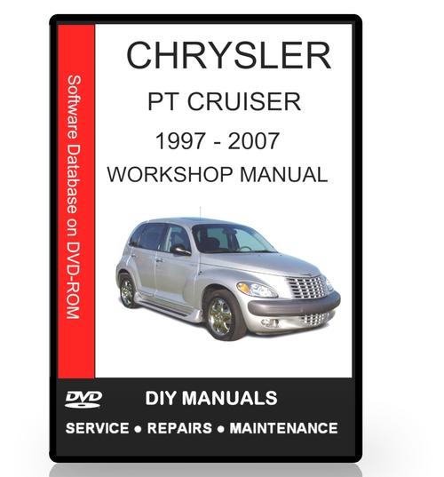 chrysler pt cruiser workshop manual 1999 2007 download manuals rh tradebit com pt cruiser manual pdf pt cruiser manual pdf