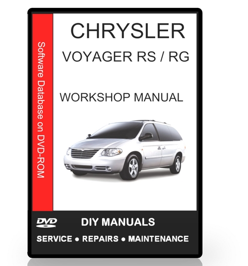 chrysler voyager rs rg workshop manual download manuals t rh tradebit com service manual chrysler crossfire service manual chrysler voyager