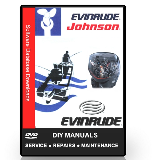 Pay for Evinrude Johnson Workshop Manual 3.5hp - 250hp 2002 -2007