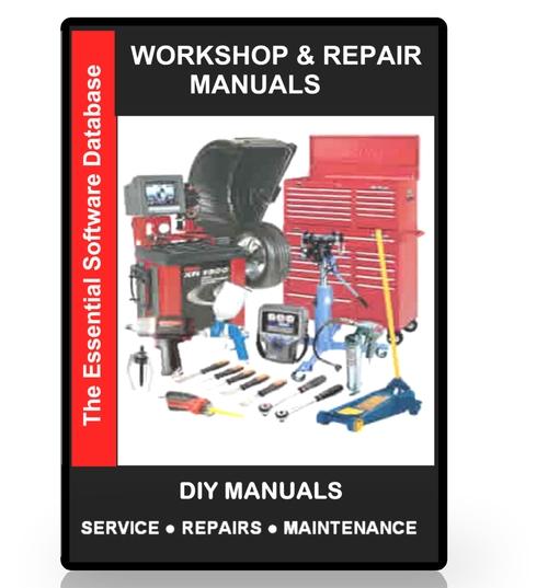 1995-1997 subaru legacy repair shop manual 7 volume set original.