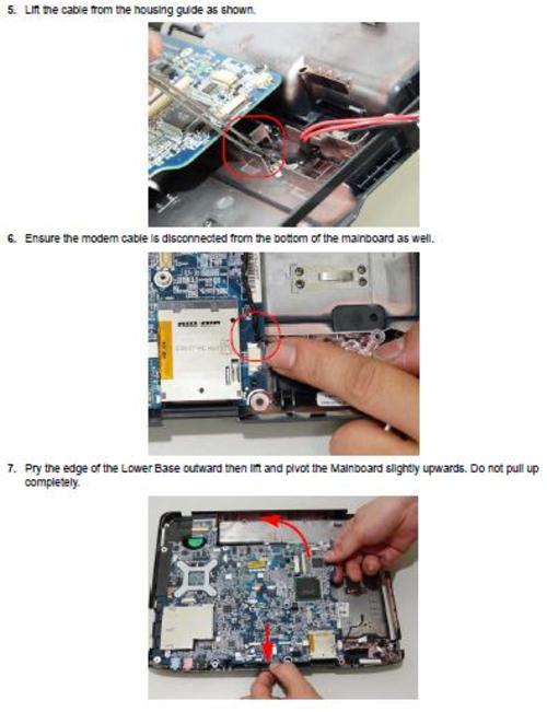 acer aspire 2930 official service repair manual download manuals rh tradebit com Acer User Guides and Manuals Acer Aspire Motherboard Manual
