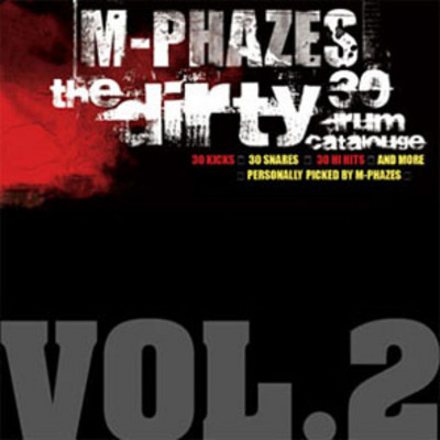 Pay for M-PHAZES DIRTY 30 DRUM DISK VOL.2
