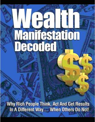 Pay for Wealth Manifestation Decoded
