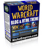 Thumbnail World Of Warcraft Blog Theme