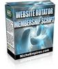 Thumbnail Website Rotator Membership Script