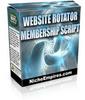 Thumbnail Website Rotator Membership Script