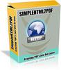 Thumbnail Simple HTML2PDF