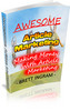 Thumbnail Awesome Article Marketing - PLR
