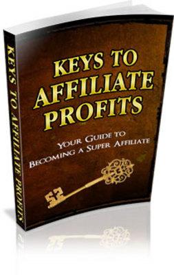Pay for Keys To Affiliate Profits - PLR