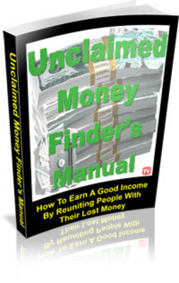 Pay for The Money Finders Manual - PLR